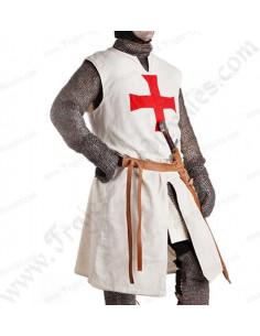 Sobrevesta Templaria, Hugo de Payns.